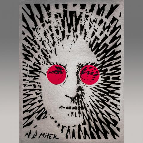 John Lennon by Mitek