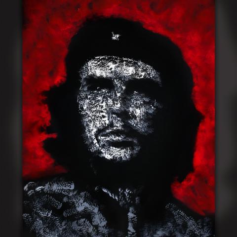 Portrait of Ernesto Che Guevara