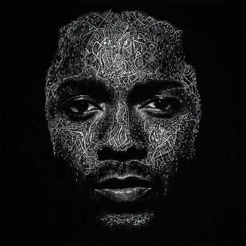 Kendrick Lamar by Mitek