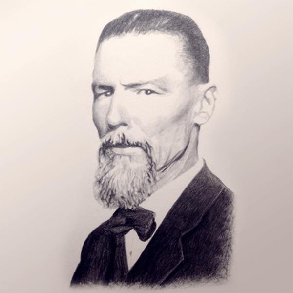 Jože Plečnik by Mitek