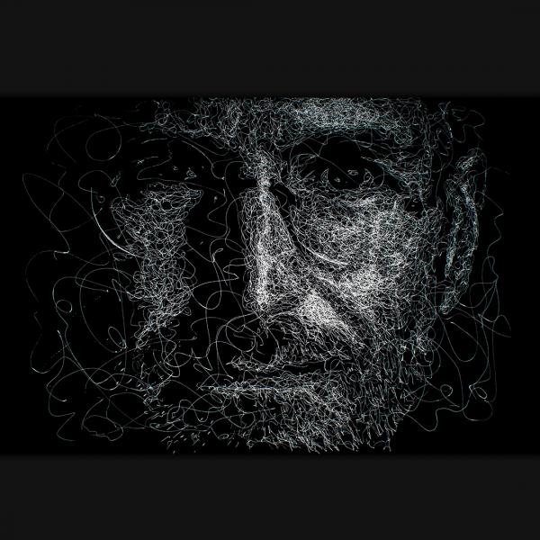 Steve Jobs by Mitek