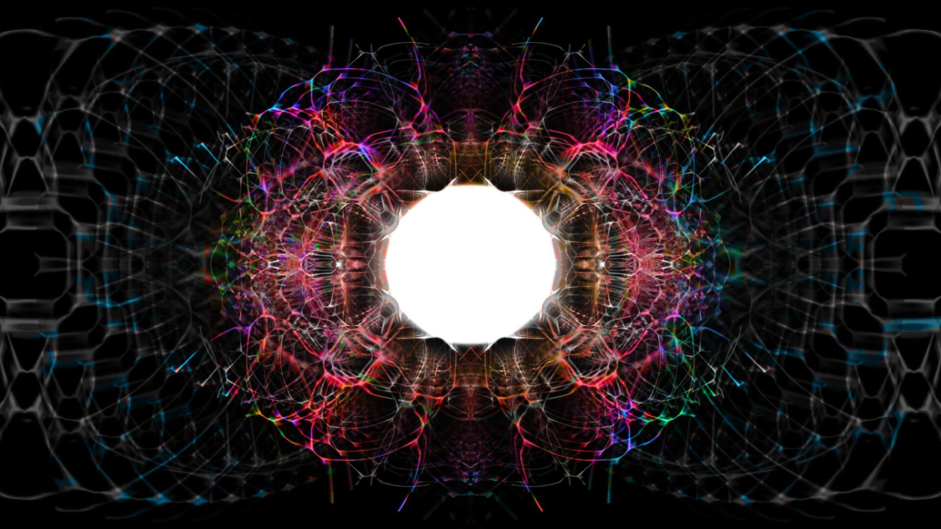 RIch brown memories - digital abstract art by Mitek