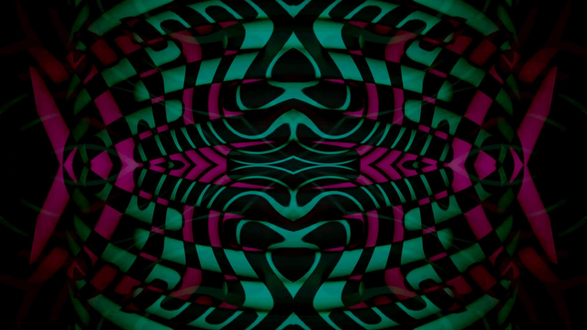 Digital abstract work - by Mitek